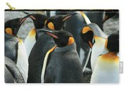 King Penguin Colony Carry-all Pouch