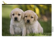 Labrador Puppies Carry-all Pouch