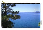 Lake Tahoe 2 Carry-all Pouch