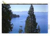 Lake Tahoe 4 Carry-all Pouch