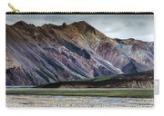 Landmannalaugar Iceland Carry-all Pouch