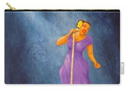 Latina Jazz Diva Carry-all Pouch