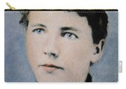 Laura Ingalls Wilder (1867-1957) Carry-all Pouch