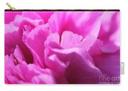 Lavender Carnation Carry-all Pouch