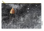 Leaf On Ice Carry-all Pouch