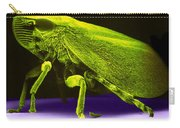 Leafhopper, Sem Carry-all Pouch by David M. Phillips