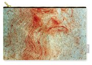 Leonardo Da Vinci (1452-1519) Carry-all Pouch
