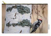Lesser Spotted Woodpecker Carry-all Pouch