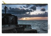 Light Behind The Darkness Carry-all Pouch