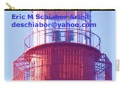 Lighthouse At Cape May Carry-all Pouch