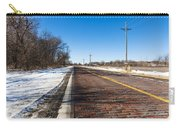 Lincoln Highway Carry-all Pouch