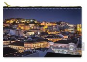Lisbon Downtown Carry-all Pouch