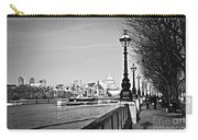 London View From South Bank Carry-all Pouch