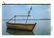 Lonely Boat Carry-all Pouch by Jean Noren