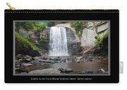 Looking Glass Falls North Carolina Carry-all Pouch