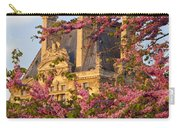 Louvre Blossoms Carry-all Pouch