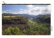 Lower Waimea Canyon Carry-all Pouch