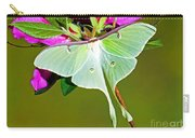 Luna Moth Carry-all Pouch