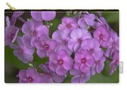 Magenta Phlox Carry-all Pouch