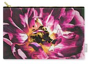 Magenta Rose Carry-all Pouch