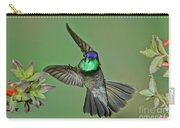 Magnificent Hummingbird Carry-all Pouch