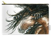 Majestic Horse Series 80 Carry-all Pouch by AmyLyn Bihrle