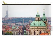 Mala Strana In Prague Carry-all Pouch