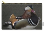 Mandarin Duck Carry-all Pouch