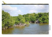 Mangrove Forest Carry-all Pouch by Carol Ailles