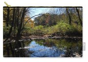 Mansfield Hollow Lake Carry-all Pouch