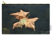 Maple Leaf Carry-all Pouch