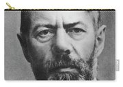 Max Weber (1864-1920) Carry-all Pouch