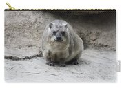 Rock Hyrax Headshot Carry-all Pouch