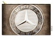 Mercedes-benz 6.3 Amg Gullwing Emblem Carry-all Pouch