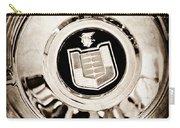 Mercury Wheel Emblem Carry-all Pouch