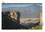 Meteora, Thessaly, Greece. The Eastern Carry-all Pouch