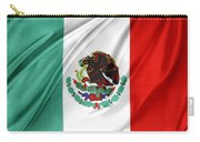 Mexican Flag Carry-all Pouch