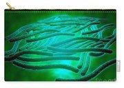 Microscopic View Of Legionella Carry-all Pouch