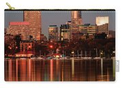 Minneapolis Skyline Carry-all Pouch