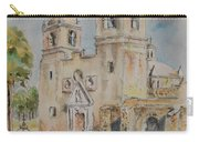Mission Concepcion Carry-all Pouch