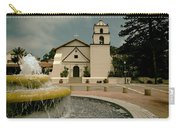Mission San Buenaventura Carry-all Pouch