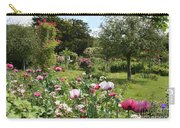 Monets Garden - Giverney - France Carry-all Pouch