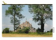 Mont St. Michel Carry-all Pouch