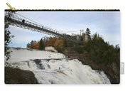 Montmorency Waterfall  Canada Carry-all Pouch