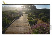Morning Glory Carry-all Pouch by Lynn Bauer
