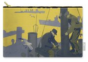 Morse Dry Dock Dial Carry-all Pouch by Edward Hopper