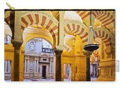 Mosque-cathedral In Cordoba Carry-all Pouch