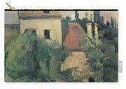 Moulin De La Couleuvre At Pontoise Carry-all Pouch