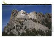 Mount Rushmore Carry-all Pouch by Frank Romeo