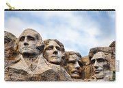 Mount Rushmore Monument Carry-all Pouch